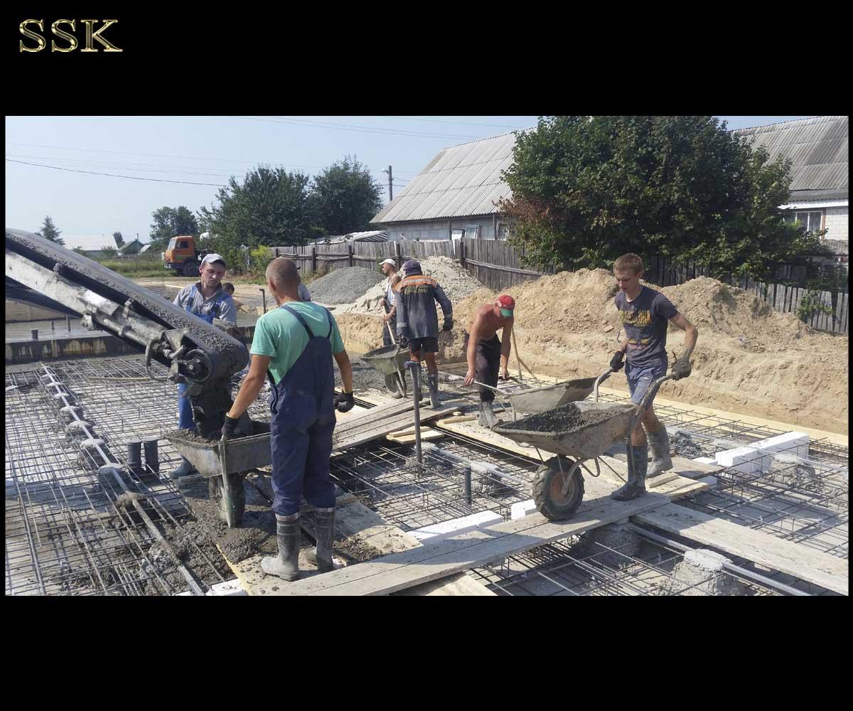 Сск бетон заказать наружные панели из керамзитобетона